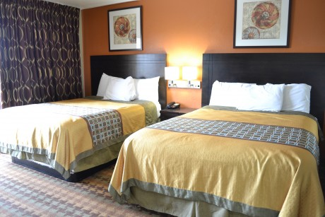 Ocean Gate Inn: 2 Queen Beds